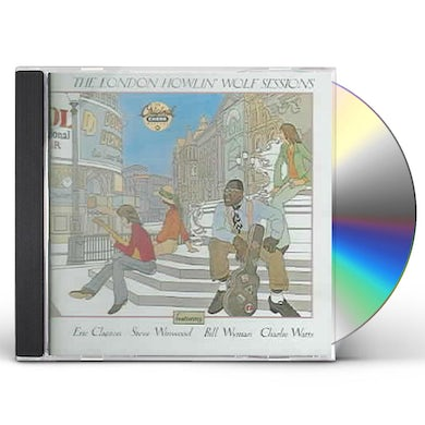 Howlin' Wolf The London Sessions CD