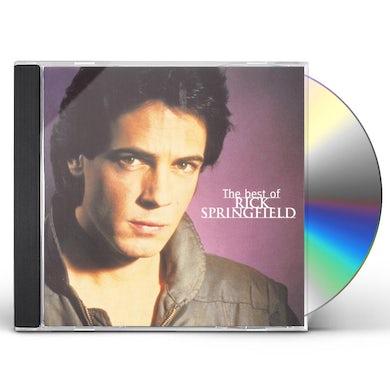 Rick Springfield BEST OF CD