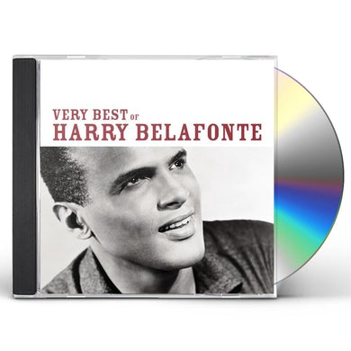 Harry Belafonte VERY BEST OF CD