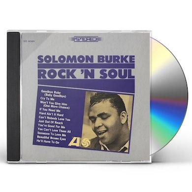 Solomon Burke ROCK 'N SOUL CD