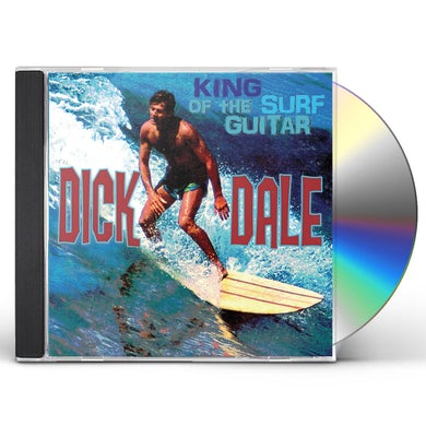 King of The Surf Guitar CD
