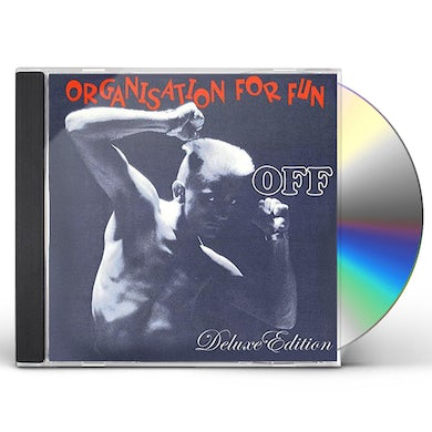 Off ORGANISATION FOR FUN CD