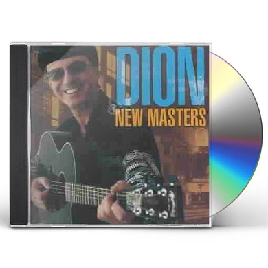 Dion NEW MASTERS CD