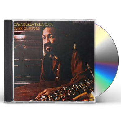 Hank Crawford FUNKY THING TO DO CD