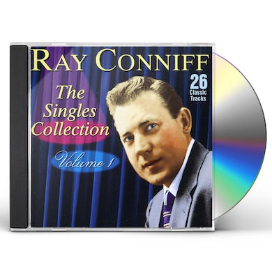 Ray Conniff SINGLES COLLECTION 1 CD