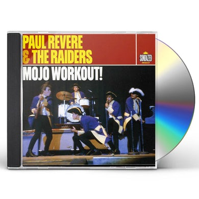 Paul Revere & Raiders MOJO WORKOUT CD