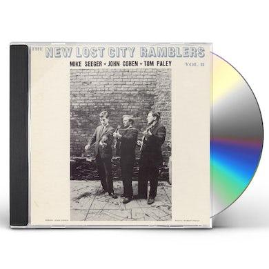 New Lost City Ramblers VOL. 2 CD