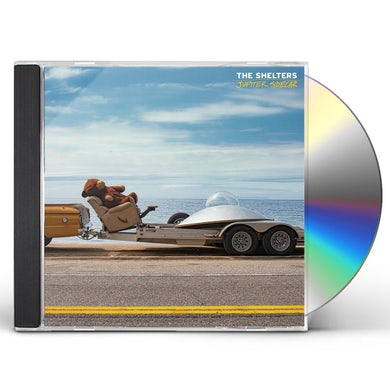 SHELTERS JUPITER SIDECAR CD