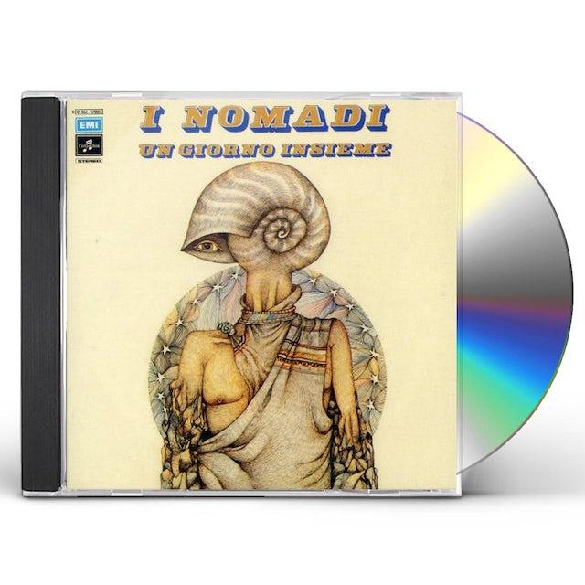 Nomadi UN GIORNO INSIEME CD