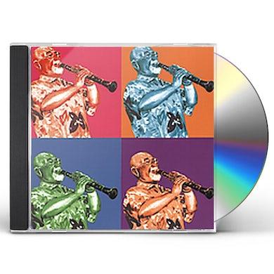 Pete Fountain BOURBON ST MAGIC CD