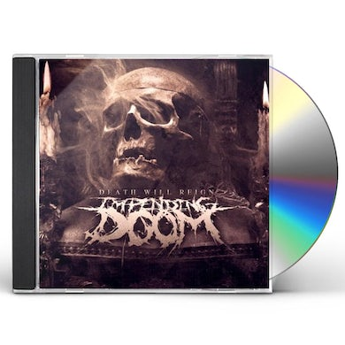DEATH WILL REIGN CD