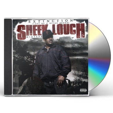 Sheek Louch EXTINCTION: LAST OF A DYING BREED CD