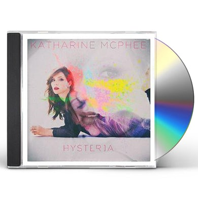 Katharine McPhee HYSTERIA CD