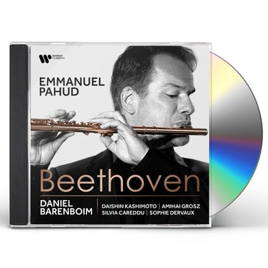 Emmanuel Pahud Beethoven CD