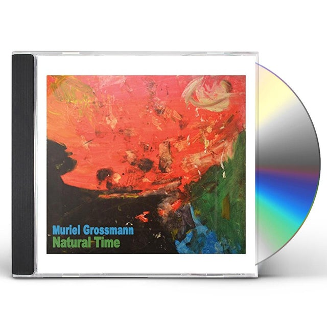 Muriel Grossmann NATURAL TIME CD