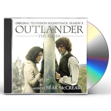 Bear McCreary OUTLANDER: SEASON 3 / Original Soundtrack CD