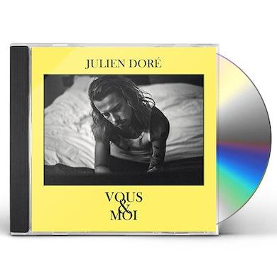 Julien Dore VOUS & MOI CD