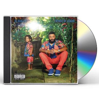 DJ Khaled FATHER OF ASAHD CD