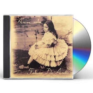 Fabrizio De Andre ANIME SALVE CD