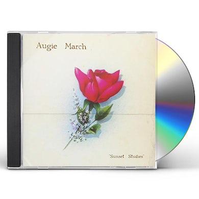 Augie March SUNSET STUDIES CD
