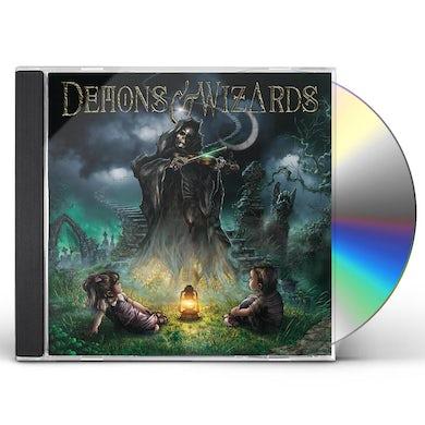 Demons & Wizards CD