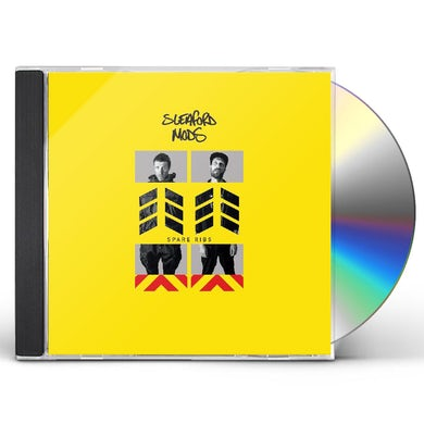 Sleaford Mods Spare Ribs CD
