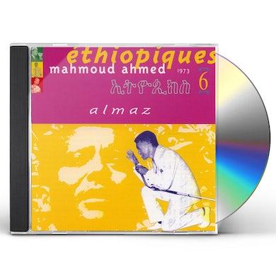 Ethiopiques MAMOUD AHMED / ALMAZ 1973 CD