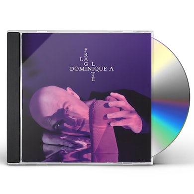 Dominique A LA FRAGILITE CD