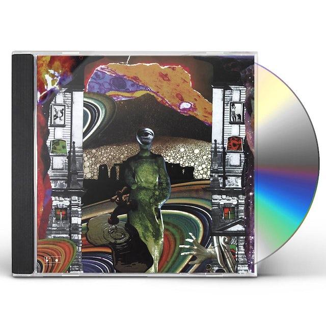 Edward Ka-Spel / Steven Stapleton / Colin Potter MAN WHO FLOATED AWAY / CLOSER YOU ARE TO CENTER CD