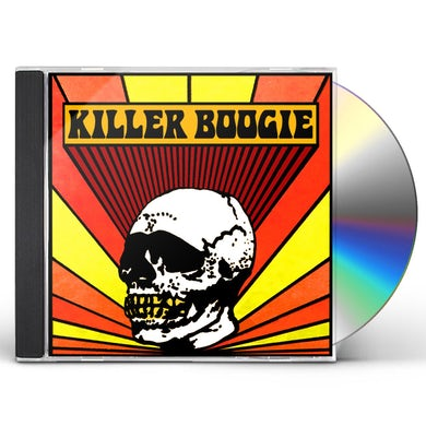 KILLER BOOGIE DETROIT CD