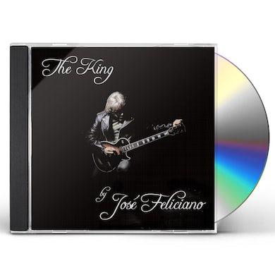 Jose Feliciano KING CD