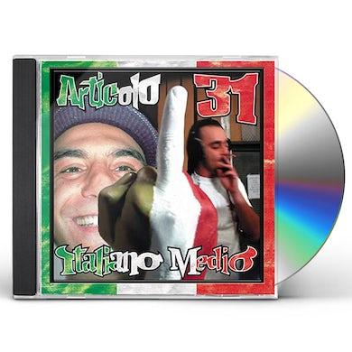 Articolo 31 ITALIANO MEDIO CD