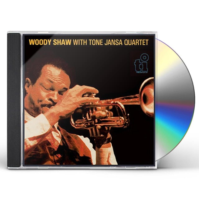 Woody Shaw WITH THE TONE JANSA QUART CD
