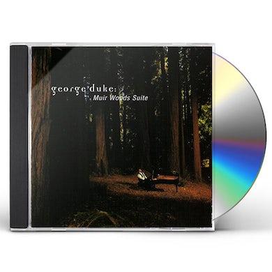 George Duke MUIR WOODS SUITE CD