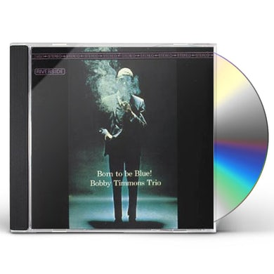 Bobby Timmons BORN TO BE BLUE CD
