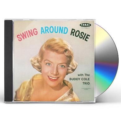 Rosemary Clooney SWING AROUND ROSIE CD