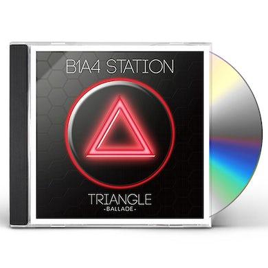 B1A4 STATION (TRIANGLE) CD