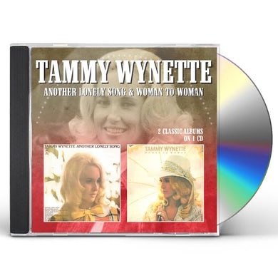 Tammy Wynette ANOTHER LONELY SONG / WOMAN TO WOMAN CD