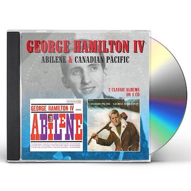 George Hamilton IV ABILENE / CANADIAN PACIFIC CD