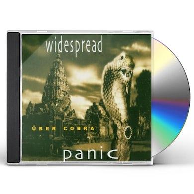 Widespread Panic UBER COBRA CD