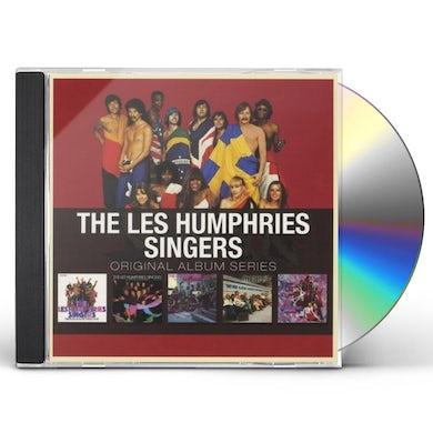 LES HUMPHRIES SINGERS ORIGINAL ALBUM SERIES CD