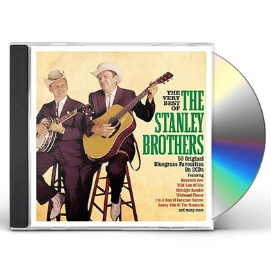 Stanley Brothers VERY BEST OF CD