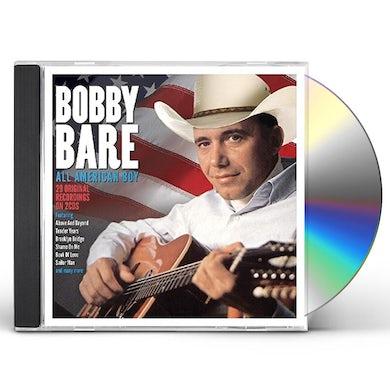 Bobby Bare ALL AMERICAN BOY CD