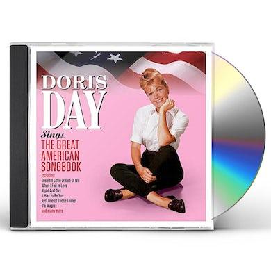 SINGS THE GREAT AMERICAN SONGBOOK CD