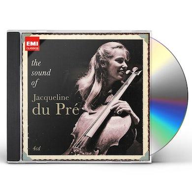 Jacqueline Du Pre SOUND OF JACQUELINE CD