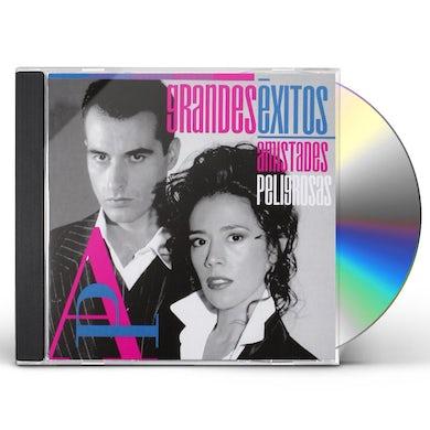 Amistades Peligrosas GRANDES EXITOS CD