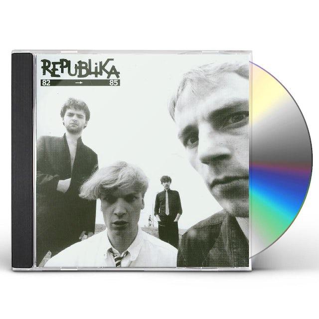 Republika 1982 - 1985 CD