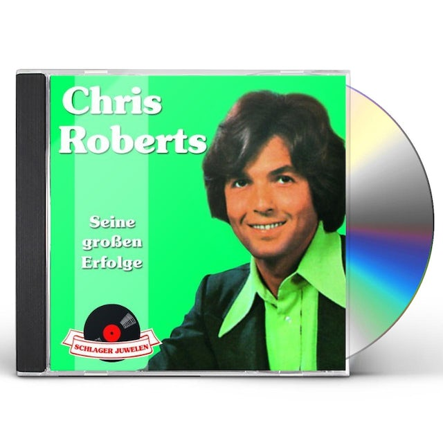 Chris Roberts SCHLAGERJUWELEN CD