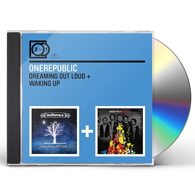 OneRepublic DREAMING OUT LOUD / WAKING UP CD