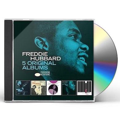 Freddie Hubbard 5 ORIGINAL ALBUMS CD